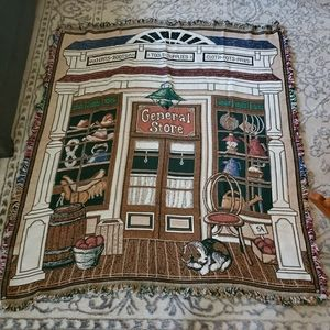 N/A Other - General Store throw